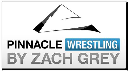 Pinnacle Wrestling by Zach Grey