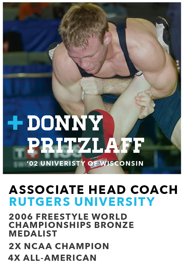 Pritzlaff and Rey Wrestling Clinic by Pinnacle