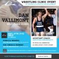 Dan Vallimont Wrestling Clinic