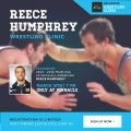 Reece Humphrey Freestyle Wrestling Clinic